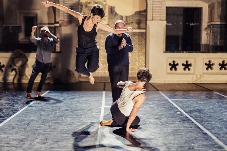Lirio entre espinas / Guillermo Weickert Cía. de danza