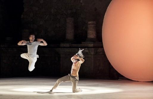 El Ballet Nacional de Marsella presenta «Métamorphoses» en el Teatro Romano