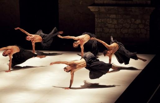 Kibbutz Contemporary Dance Co. cierra la edición 2013 de Itálica Festival Internacional de Danza