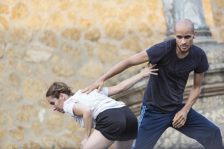 Ensayos La piel del tiempo / Manuela Nogales Danza