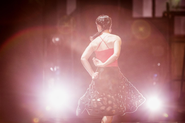 La piel del tiempo / Manuela Nogales Danza