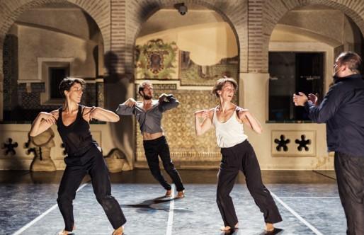 El «Lirio Entre Espinas» de Guillermo Weickert, Cía. de Danza, se estrena en San Isidoro