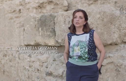 Victoria Guzmán, Directora Artística, valora en vídeo esta edición de Itálica 2015