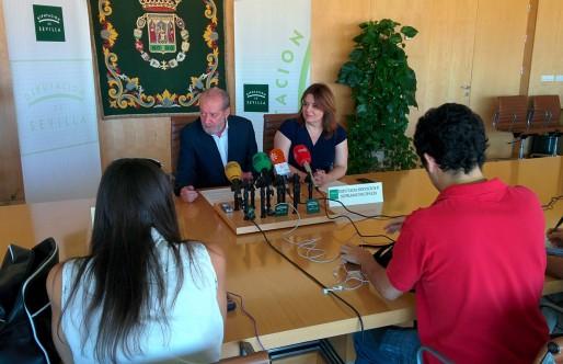 El Presidente de la Diputación de Sevilla hace balance de la edición 2015 de Itálica