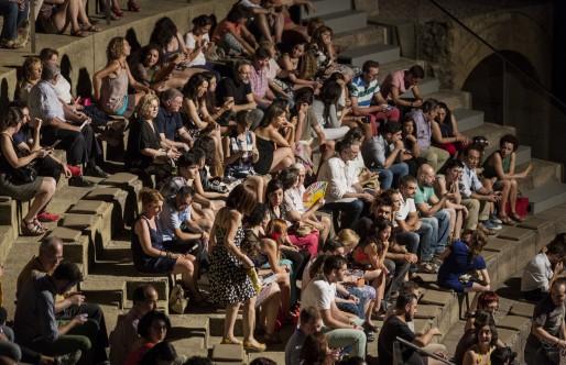 Fernando Rodríguez Villalobos reflexiona sobre el futuro del Festival de Itálica en una entrevista concedida a Europa Press