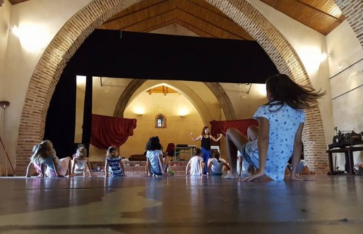Visitamos MiniPencca, un encuentro de los más pequeños con la danza, en Alanís de la Sierra, que cuenta con el apoyo de la Diputación de Sevilla