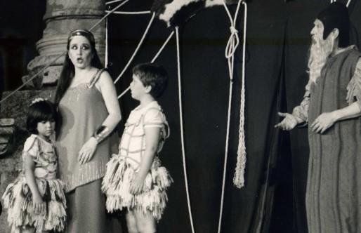 'Así que pasen veintitrés años…' (I) el viaje sentimental e histórico por el Festival de Itálica de Marta Carrasco