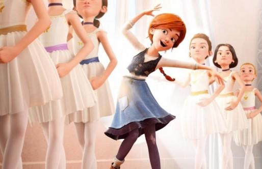 'Ballerina', una película de animación que reproduce los movimentos de dos figuras del Ballet de la Ópera de Paris