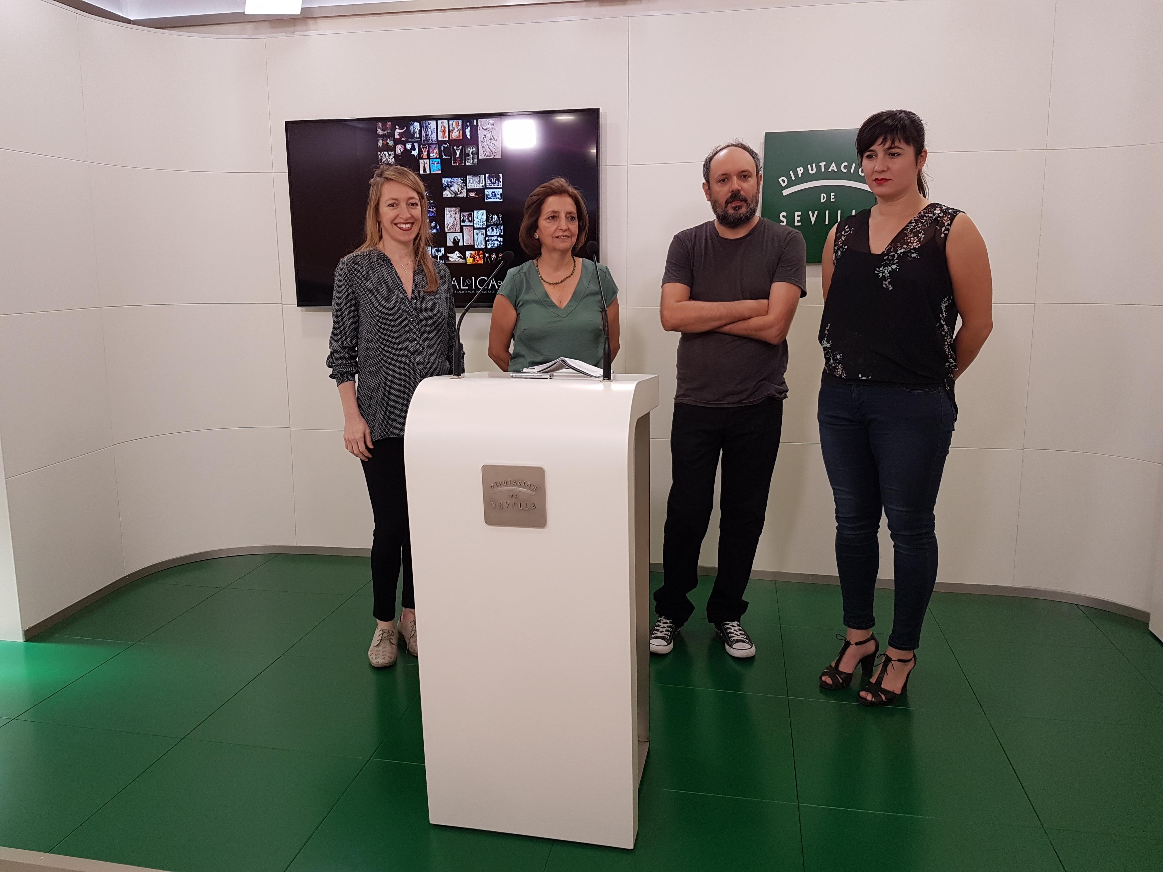Rueda de prensa de La Phármaco y Raquel Madrid & Javier Vila