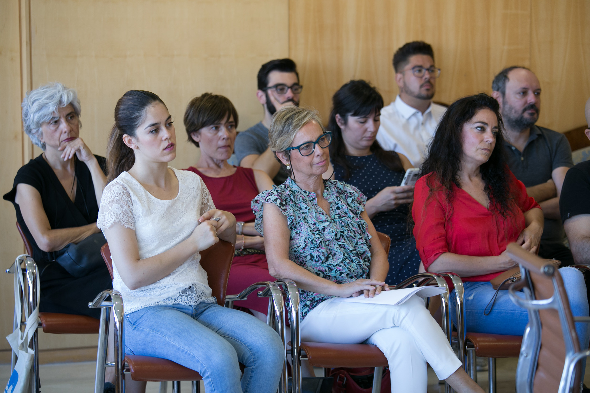 Rueda de prensa de presentación de Itálica 2017