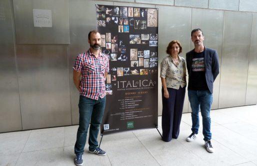 #Itálica2017 ACOGE LA PRIMERA ACTUACIÓN EN ESPAÑA DEL COREÓGRAFO FRANCÉS HERVÉ KOUBI