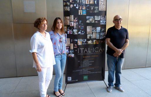EL TEATRO ROMANO ACOGE 'CATEDRAL',  EL EXITOSO MONTAJE DE PATRICIA GUERRERO, EN EL MARCO DEL FESTIVAL INTERNACIONAL DE DANZA DE ITÁLICA