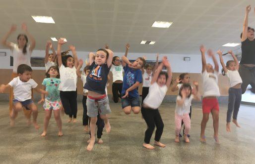 MiniPENNCA, los niños de la comarca también bailan