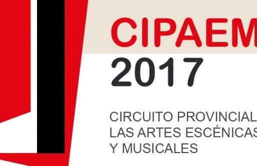 CIPAEM, 20 años llevando las Artes Escénicas y Musicales a los pueblos de la provincia