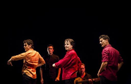 La danza en CIPAEM 2017: 'Inmanencia', con Javier Barón, Rafael Campallo y Alberto Sellés