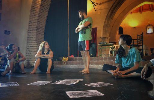 Los talleres de PENNCA 2017 salieron al encuentro del público de la comarca