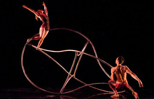 Momix Dance Theatre en el Festival Itálica:seducción para los nuevos públicos