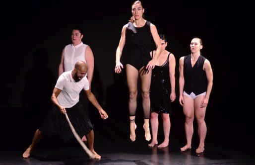 Tres propuestas de danza para terminar noviembre y comenzar diciembre