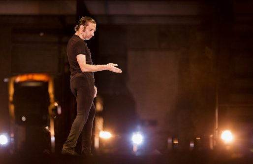 Eva Yerbabuena e Israel Galván, nominados a los National Dance Awards británicos