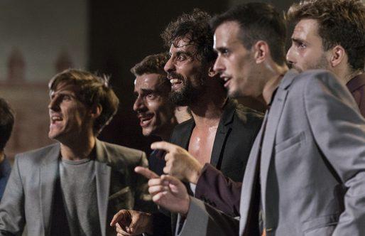 Los hombres Malboro comienzan en el Teatro Lope de Vega su gira nacional