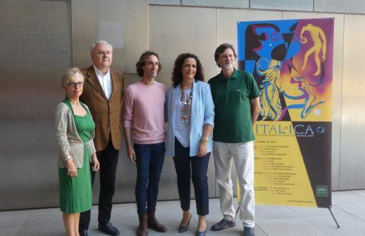 """""""La muerte de un Minotauro"""" de Rubén Olmo, de homenaje a Salvador Távora, abre Itálica 2019"""