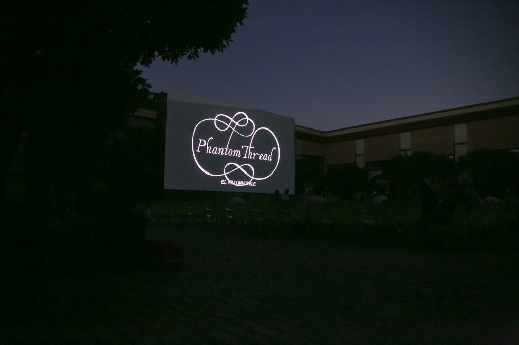 Cine de Verano «Patio de la Diputación»