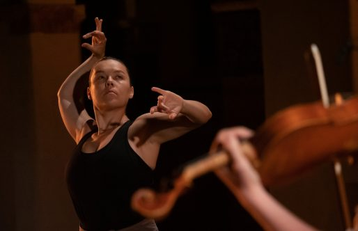 Rocío Molina presenta su tercer y último «Impulso» con François Chaignaud