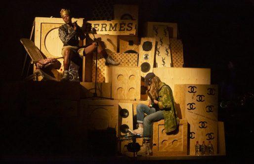 [ITÁLICA TV] 'En '*N!GGA' hay una conexión entre la música africana y el flamenco'