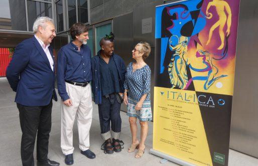 Nora Chipaumire presenta por primera vez en España «N!GGA» en el marco de Itálica 2019