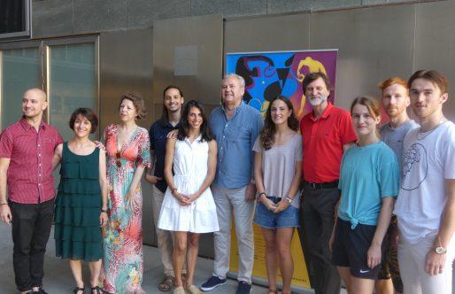 Marcat Dance, la compañía de Mario Bermúdez Gil y la estadounidense Catherine Coury, estrena en Itálica «Anhelo»
