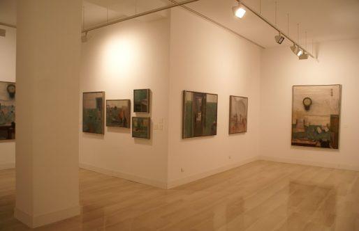 Exposición de la colección Imprenta San Eloy en la Casa de la Provincia