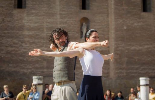 Danza en el ciclo La escena encendida de la Diputación de Sevilla