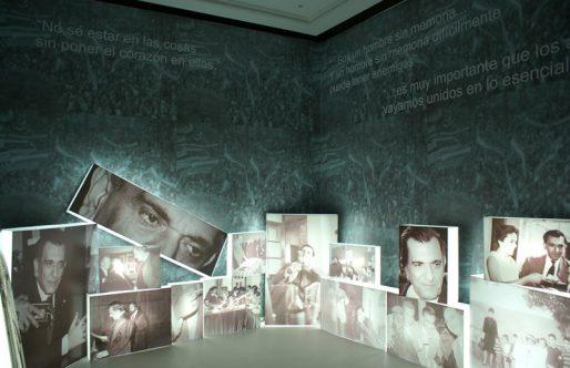 Exposición sobre Plácido Fernández Viagas en la Casa de la Provincia