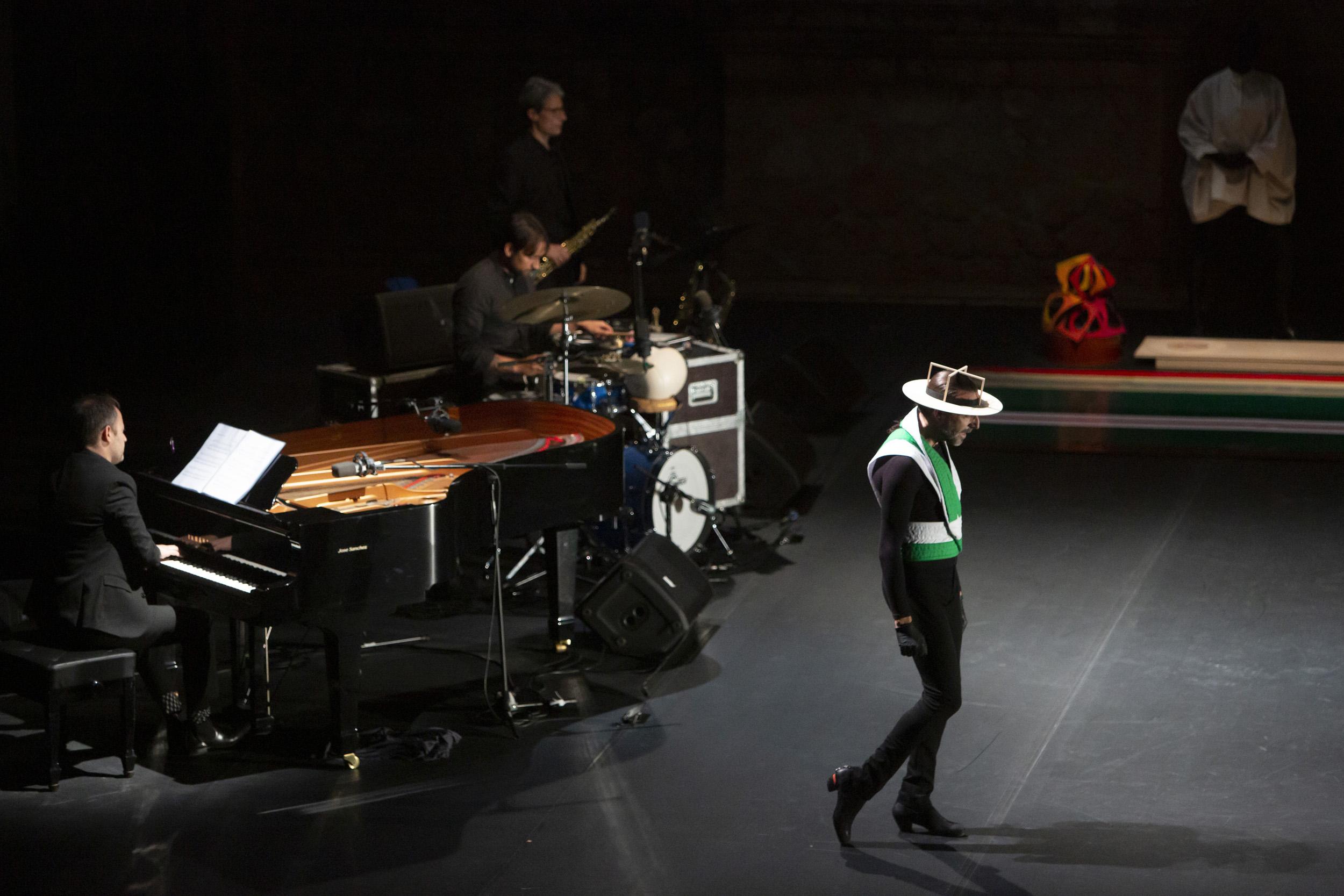 Éxtasis / Ravel (Show andaluz)