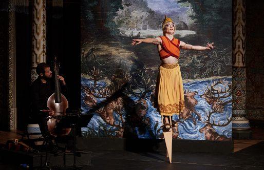 François Chaignaud y Nino Laisné llevan su espectáculo de danza y ópera-ballet hasta el Teatro Romano de Itálica