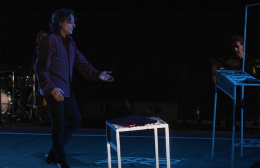 [ITÁLICATV] Javier Barón rememoró los momentos clave de su vida con el estreno de 'Entre mujeres'
