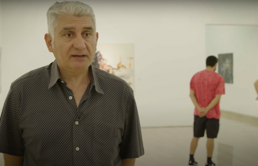 [ITÁLICA TV] La exposición 'Del tiempo y la danza' cobra vida y movimiento en la Casa de la Provincia