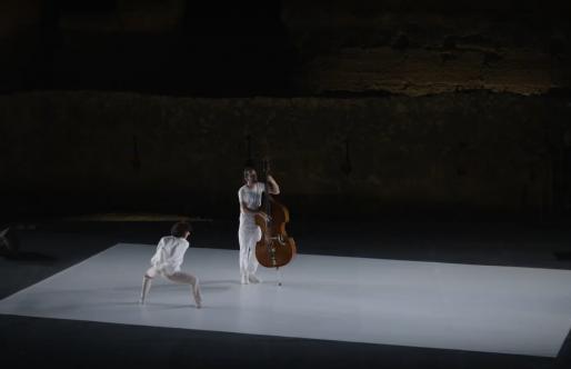 [ITÁLICA TV] Las suites de Bach cobraron vida en el Castillo de Alcalá de Guadaira