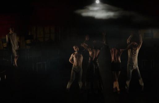 [ITÁLICA TV] El encuentro entre Kukai Dantza y el prestigioso coreógrafo Sharon Fridman invitaron a participar al público de su ritual