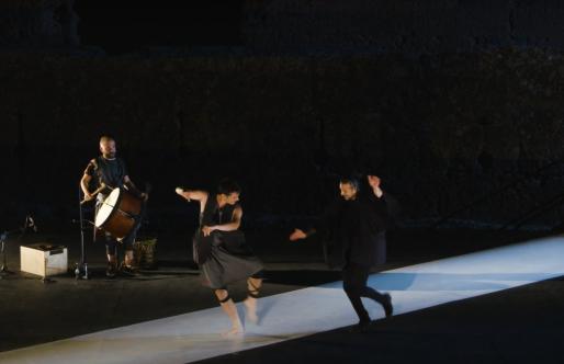 [ITÁLICA TV] Andrés Marín y Jon Maya abren con 'Yarin' un diálogo entre culturas en el Castillo de Alcalá de Guadaíra