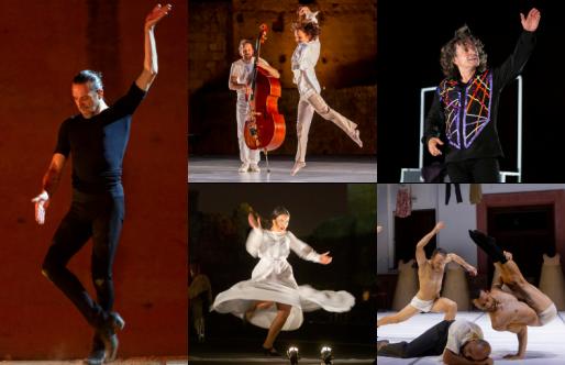 Por primera vez, el Festival Internacional de Danza de Itálica 2021 ofrece cinco espectáculos vía streaming