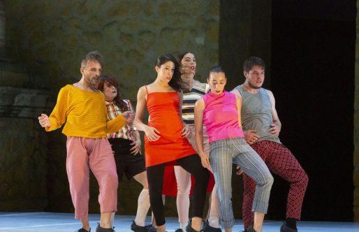 La danza continúa en la provincia con la programación la Diputación para Cipaem y La Escena Encendida
