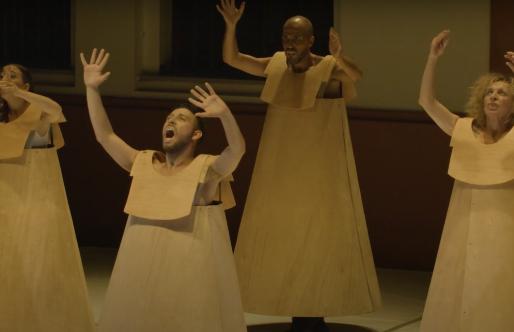 [ITÁLICATV] Teatro del Velador reflexionó de forma diferente sobre la vejez con el estreno de 'Les Vieux'