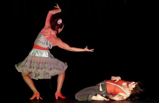'Curra y Lola', un espectáculo de danza familiar, en gira gracias a CIPAEM