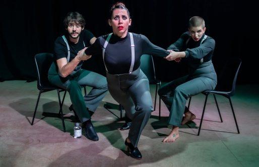 'Ilocuo' de Ana Vílchez: danza española, contemporánea y flamenco para La Escena Encendida