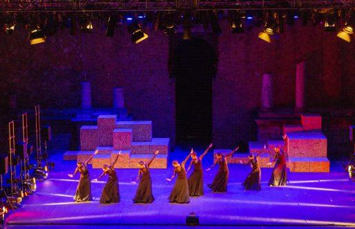 La Bella Otero vuelve a la vida en el Teatro de la Maestranza