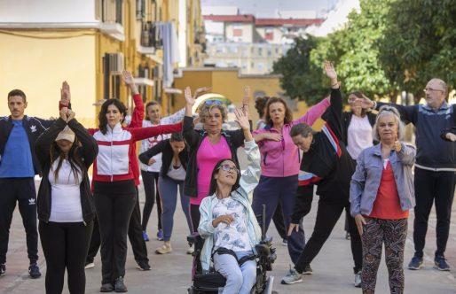 Los vecinos de Macarena y Nervión, protagonistas de Bailar mi barrio 2021